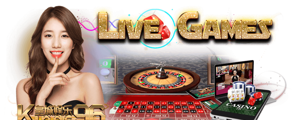 about live casino experience